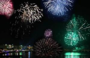 MAPIC Fireworks