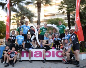 Cycle to MAPIC 2014