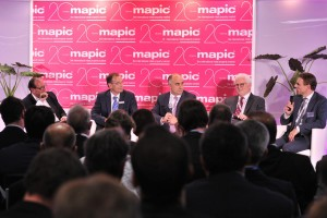 MAPIC 2014 - CONFERENCES - 20 YEARS BACK - 20 YEARS FORWARD - MASTERMIND CONFERENCE THE SHOPPING CENTRES' PERSPECTIVES - PANEL - SPEAKERS