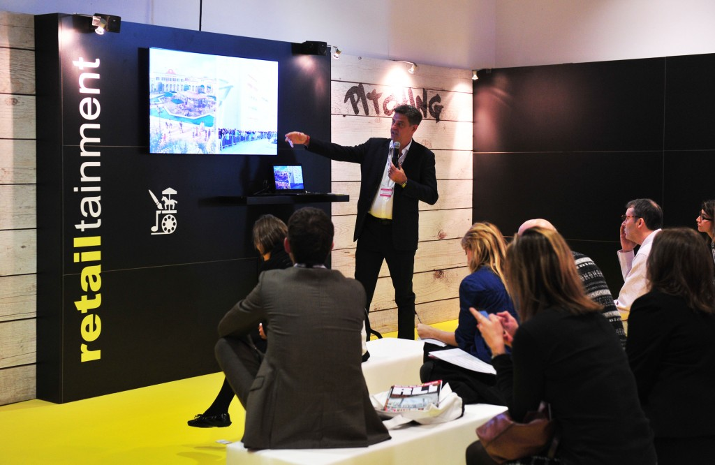 MAPIC 2014 - CONFERENCES - RETAILTAINMENT AREA SHOWCASES - HOW TO GAIN A COMPETITIVE ADVANTAGE WITH EDUTAINMENT EVENTS : THE CULTOUR ACTIVE EXPERIENCE - PRENSENTED BY DR GEROSA GIANLUCA