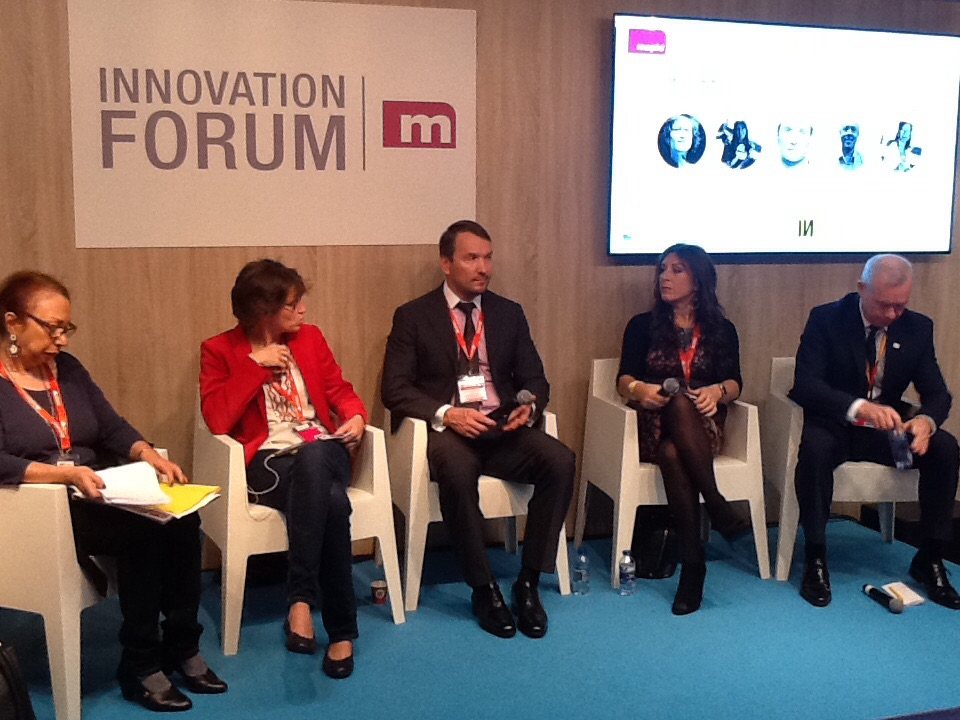 MAPIC 2015 Omnichannel Panel