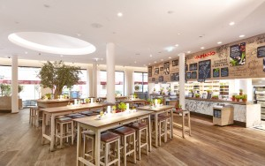 MAPIC Award Winners 2015 BEST RETAIL GLOBAL EXPANSION Vapiano