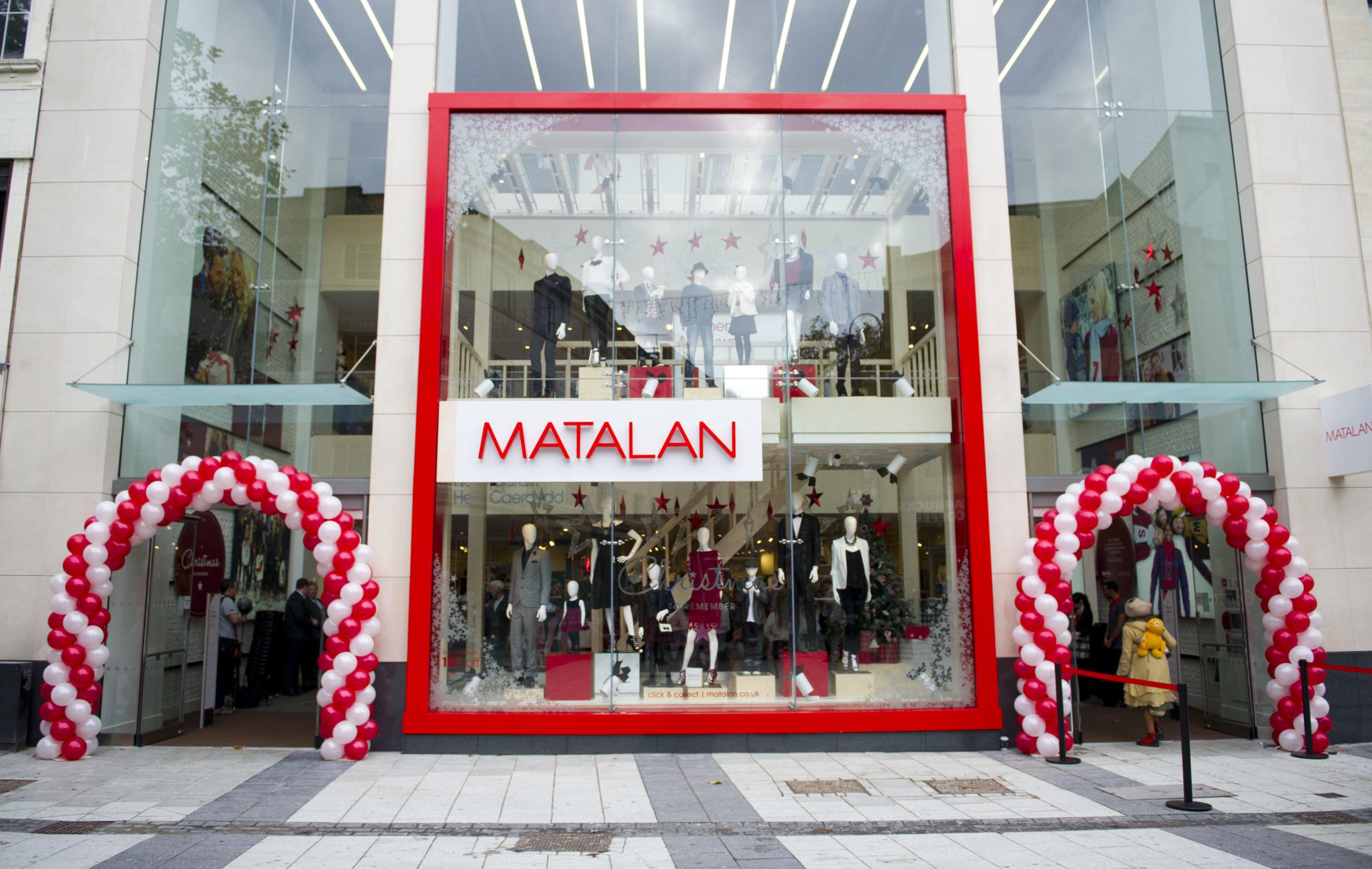 MATALAN high street store India