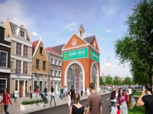 fashion house outlets projects