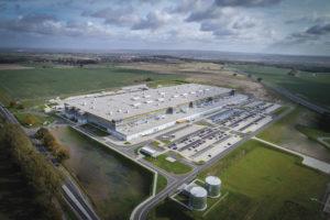Panattoni Europe's Amazon facility