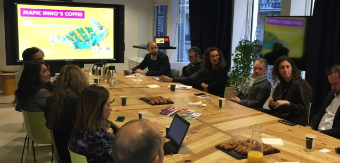 Retail Innovation must be aligned –  MAPIC Innovation Coffee with Retail Industry Leaders