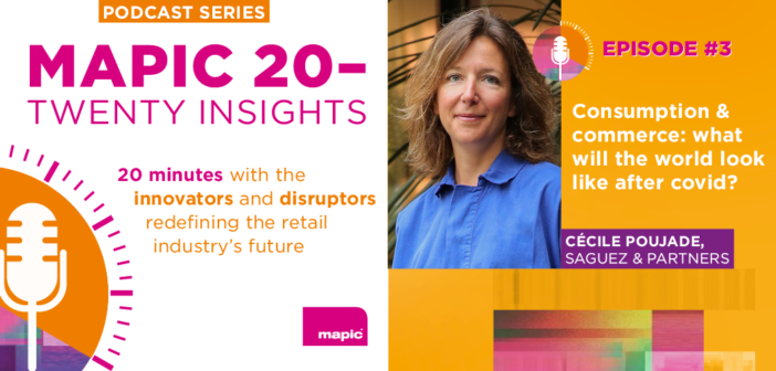 Consumption & Commerce: The Retail World and Covid19