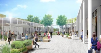 Designer outlets: Expansion and extension