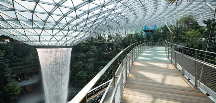 Changi Airport reaches for the skies: Interview with Jean Hung, CEO