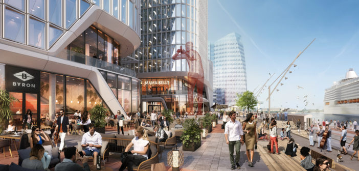 Mixed use schemes reshape retail models – White paper