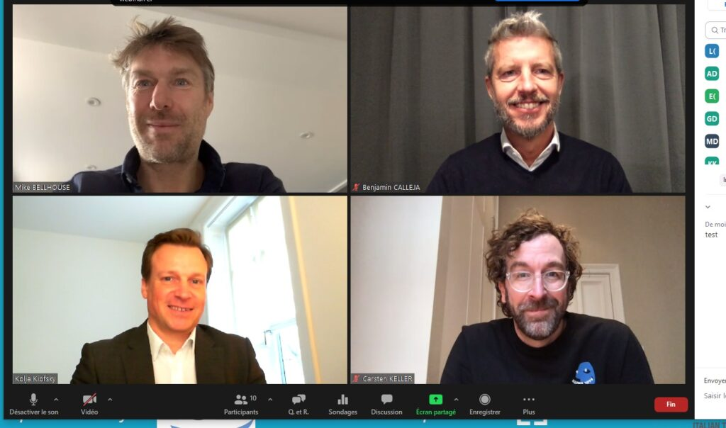 MAPIC & LeisurUp Digital Session_Think physical retail think differentpartie 2