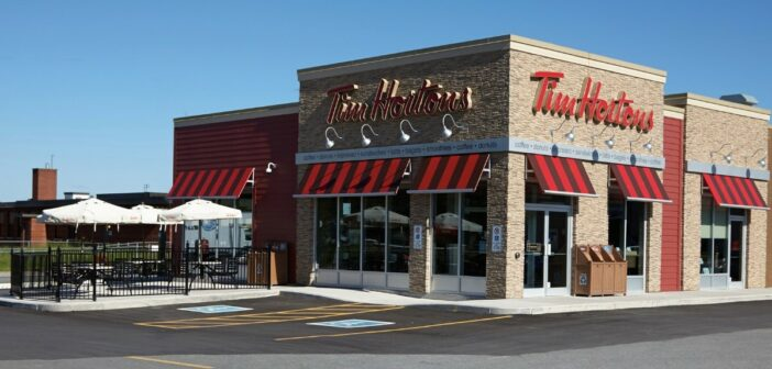 Tim Hortons targets UK in fast food global expansion