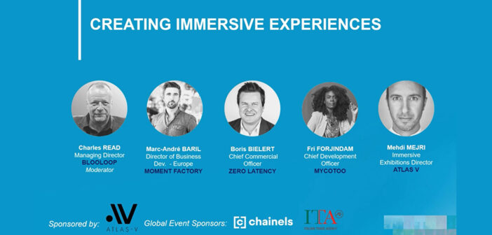 Creating immersive retail experiences