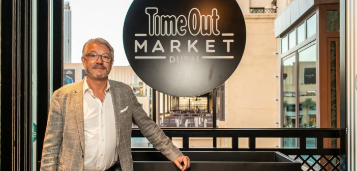 Time Out Market looks to future of food and beverage industry – Interview with Didier Souillat, CEO