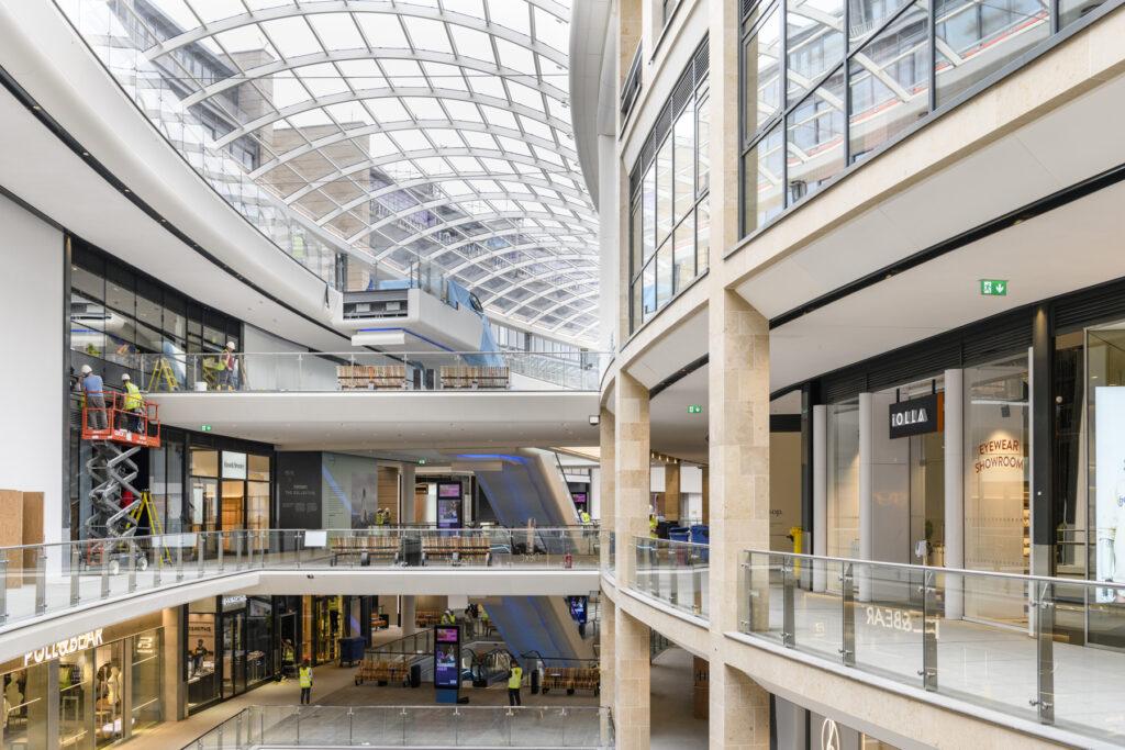 St James Quarter: A new mixed use centre
