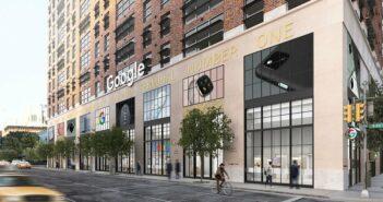 Google store NYC