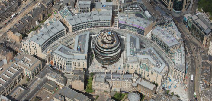 European shopping centres: St James Quarter opens in Edinburgh