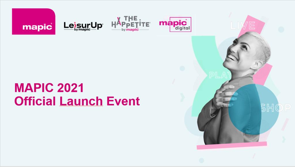 MAPIC Digital Launch